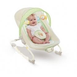Bright Starts Ingenuity vibro kėdutė – gultukas Liutukas
