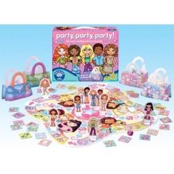 Stalo žaidimas Party Party Party! (palamdyta pakuotė)