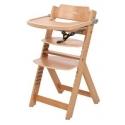 Medinė maitinimo kėdutė Safety1st Timba Natural