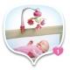 Tiny Love karuselė Take Along