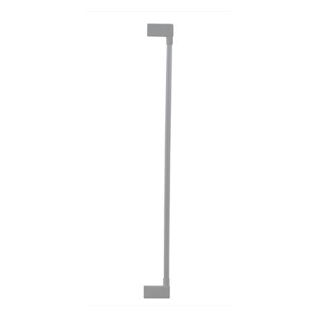 Lindam Sure Shut Deco vartelių išplatinimo sekcija 7 cm. (sidabriniai)