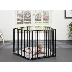 Baby Dan maniežas - apsaugos tvorelė