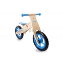 Medinis balansinis dviratis Blue Plus