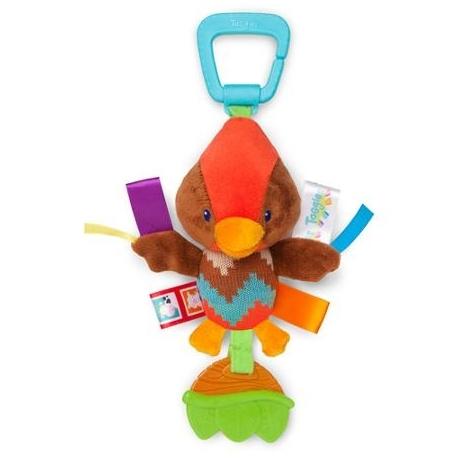 Pakabinamas žaislas Taggies Papūgėlė
