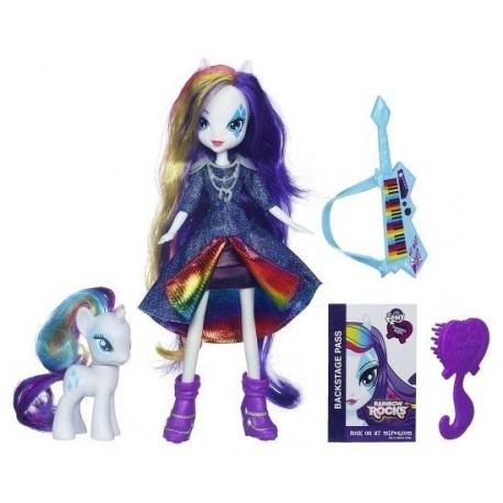 My Little Pony lėlė Equestria su poniu