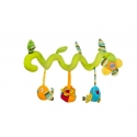 Minkštas žaislas - spiralė BabyOno
