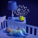 Brights Starts naktinė lemputė - projektorius su garsais