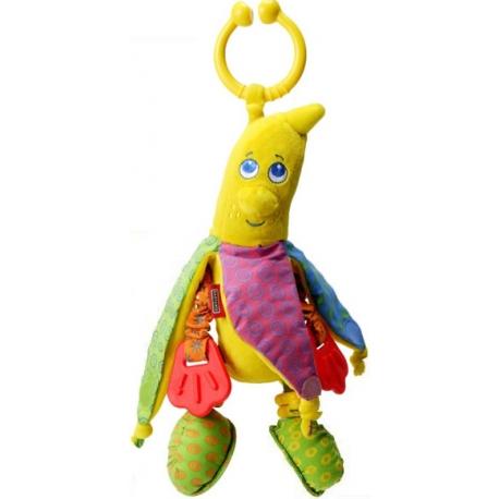 Pakabinamas minkštas žaislas Drambliukas