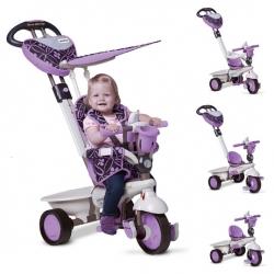 Triratukas Smart Trike 4 in 1 Dream Violet