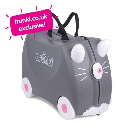 Vaikiškas lagaminas Trunki Benny cat