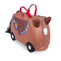 Vaikiškas lagaminas Trunki Bronco Horse