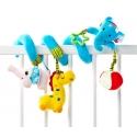 Pakabinamas žaislas - spiralė Elephant