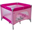 Kelioninė lovytė Conti Pink