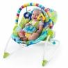Bright Starts vibro kėdutė – gultukas Hipopatam