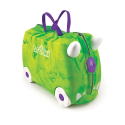 Vaikiškas lagaminas Trunki Gerry Giraffe