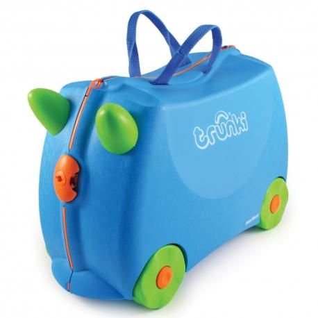 Vaikiškas lagaminas Trunki Ladybug Harley