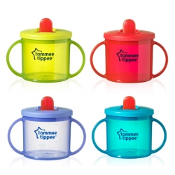 Tommee Tippee First Cup gertuvė nuo 4 mėn. (talpa - 150 ml.)