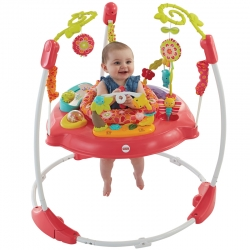 Šokliukas Fisher Price Rainforest