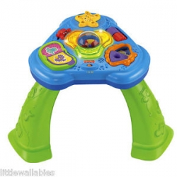 Fisher Price lavinimosi staliukas