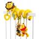Pakabinamas žaislas - spiralė Giraffe