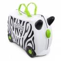 Vaikiškas lagaminas Trunki Zebra Zimba