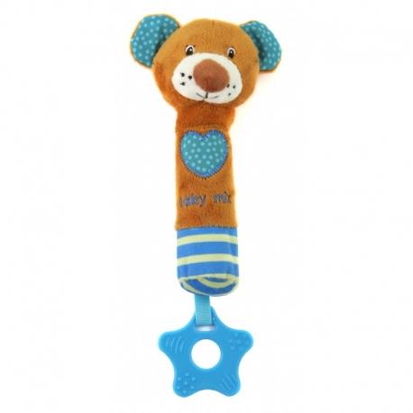 Žaislas Pelėda su kramtuku