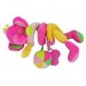 Pakabinamas žaislas - spiralė Drambliukas
