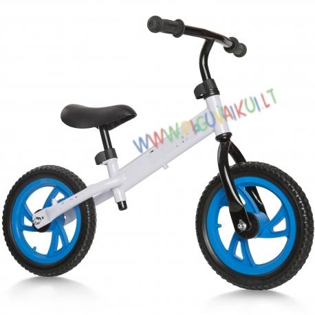 Balansinis dviratukas White Blue