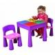 Stalas su 2 kėdutėmis Mamut
