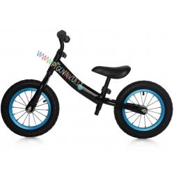 Balansinis dviratukas su stabdžiu Black Blue