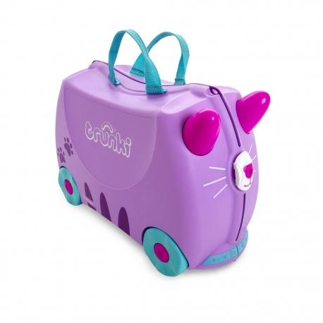 Vaikiškas lagaminas Trunki Cassie cat