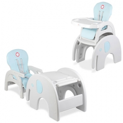 Maitinimo kėdutė – transformeris Eli Blue