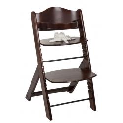 Medinė maitinimo kėdutė Max Nuss