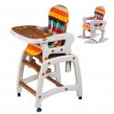 Maitinimo kėdutė–transformeris Brown su lingėmis