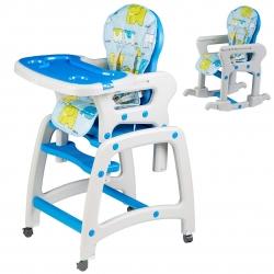 Maitinimo kėdutė–transformeris