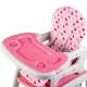 Maitinimo kėdutė–transformeris su lingėmis