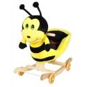 Supamas žaislas - stumdukas Bitė su garsais