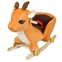Supamas žaislas - stumdukas Elnias su garsais