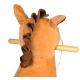 Supamas žaislas - stumdukas su garsais