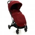 Coto Baby  vežimėlis Riva Linen Red