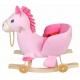 Supamas žaislas - stumdukas Arkliukas su garsais
