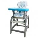 Maitinimo kėdutė – transformeris Blue Dog