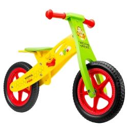 Balansinis dviratis Disney Mikė Pukuotukas