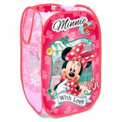 Krepšys  - dėžė žaislams Disney Minnie