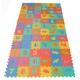 Minkštas kilimėlis-dėlionė