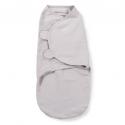 Vystyklas - kokonas kūdikiui SwaddleMe Grey (L dydis: 6,4 kg iki 8,2 kg)