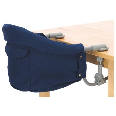 Maitinimo kėdutė tvirtinama prie stalo