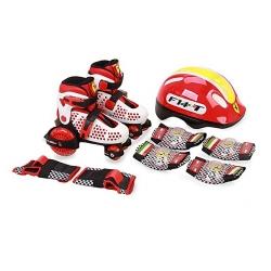 Ferrari riedučių ir apsaugų rinkinys