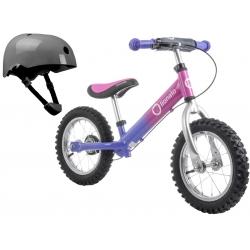 Balansinis dviratukas Dex Plus Pink + DOVANA