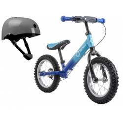 Balansinis dviratukas Dex Plus Blue + DOVANA
